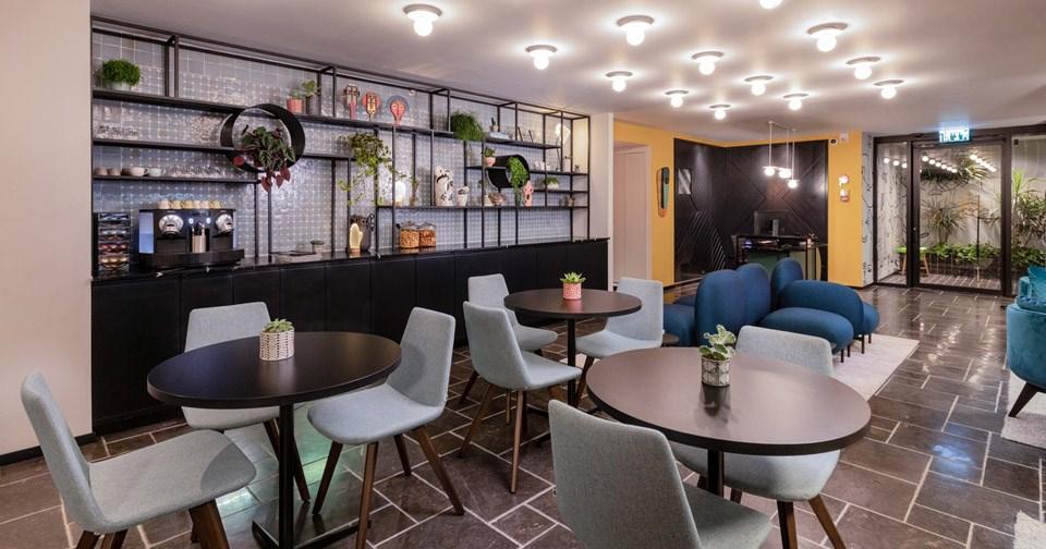 פינת קפה - מלון מיוז תל אביב