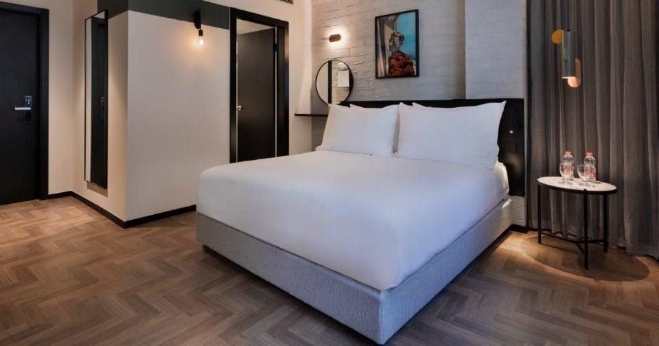 חדק דלקס מלון מיוז - חדרים בתל אביב
