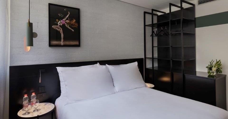 חדר דלקס - מלון מיוז תל אביב