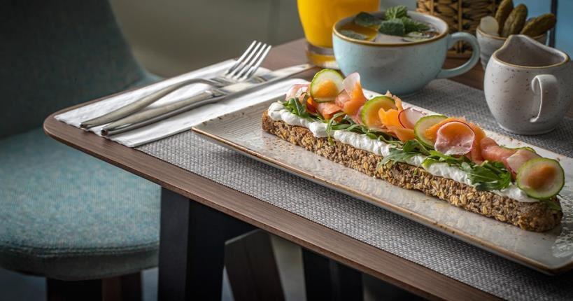 ארוחת בוקר - מלון מיוז תל אביב